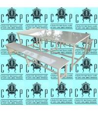 5.13.โต๊ะโรงอาหารหน้าโฟเมก้า โครงสีขาว