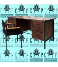 3.4.โต๊ะเก้าอี้ครูระดับ 7-9