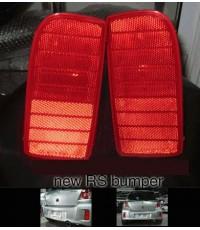 ไฟทับทิม ท้ายYARIS RS 2009-2010 มีไฟ