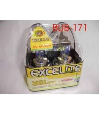 หลอดไฟ H4 Excelite เหลือง 60/55w H41201 AW