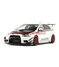 กันชนหน้า Mitsubishi EX ทรง Varis2015