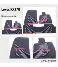 LEXUS RX270 /RX350 พรมนอก ของแท้ ส่งตรงจากนอก