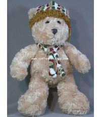 ตุ๊กตาหมี แดนนี่ ขนาด 24 นิ้ว(Teddy Bear : Danny 24 Inc)