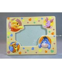 กรอบรูปลายหมีพูห์ และเพื่อน(Pooh and the gang photo frames)