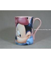 แก้วดิสนีย์ ชุดแฟนซีเซป 3 ลายมินนี่(Minnie)