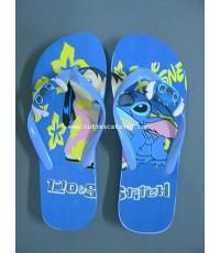 รองเท้าสติช Stitch slipper แบบที่ 1