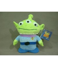 ตุ๊กตาเอเลี่ยน 3 ตา จาก ทอย สตอรี่ Alien @ Toy Story ขนาด S