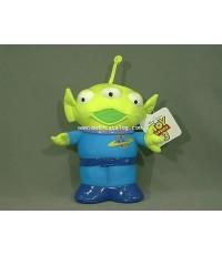 ตุ๊กตาเอเลี่ยน 3 ตา จาก ทอย สตอรี่ Alien @ Toy Story แบบผ้า 3