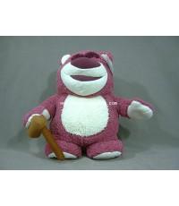 ตุ๊กตาหมีล็อตโซ่ 16 นิ้ว จากเรื่องทอย สตอรี่ 3 Losts-o\'-huggin\'bear @ toy story 3
