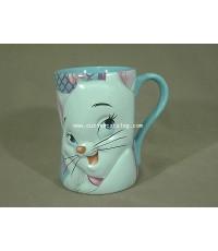 แก้วดิสนีย์ ชุดเบรนด์ ลายแมวมาลี/แมวแมรี่(Marie)