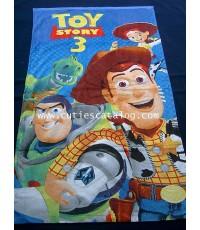 ผ้าเช็ดตัวทอย สตอรี่ 3 Toy story 3 bath towel ขนาด L2