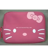 กระเป๋าโน๊ตบุ๊คคิตตี้/ซอฟท์เคสคิตตี้ Kitty softcase notebook ขนาด 14 นิ้ว