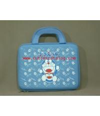กระเป๋าโน๊ตบุ๊คโดเรมอน แบบกันกระแทก Doraemon notebook case ขนาด 10 นิ้ว