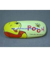 กล่องใส่แว่นตาหมีพูห์ Pooh sunglasses box