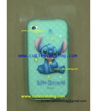 กรอบไอโฟน 4 ลายสติช Stitch IPhone 4 case (หน้ากาก/เคส ไอโฟน) แบยางซิลิโคน