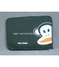 ซอฟท์เคสพอล แฟรงค์ Paul frank softcase notebook สีดำ ขนาด 14 นิ้ว