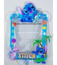 ที่ใส่ พ.ร.บ./ทะเบียน รถยนต์ ลายสติช Stitch แบบ 3