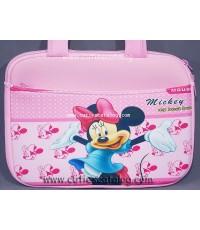 กระเป๋าโน๊ตบุ๊คมินนี่ / ซอฟท์เคสมินนี่ Minnie Notebook case
