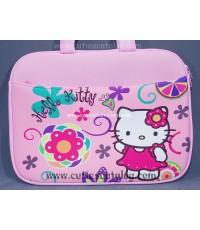กระเป๋าโน๊ตบุ๊คคิตตี้ / ซอฟท์เคสคิตตี้ Kitty Notebook case