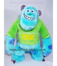 ตุ๊กตาซัลลี่@มอนสเตอร์ ยูนิเวอร์ซิตี้(มอนเตอร์ อิงค์ ภาค 2 )Sully@Monster Univercity แบบ 6 ขนาด XL