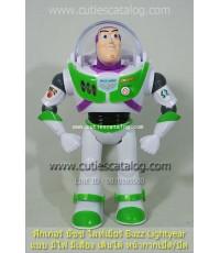 ฟิกเกอร์บัซซ์ ไลท์เยียร จากเรื่องทอย สตอรี่ Buzz Lightyear @Toy Story แบบเดินได้
