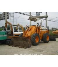 .ขายรถตักเอวอ่อน WHEEL LOADER KOMATSU 510 รถตักล้อยาง ขับเคลื่อน4ล้อ ใช้งานได้ทันที$A13-S6TS-
