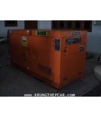 .ขาย เครื่องกำเนิดไฟฟ้า DENYO DCA60 SSA-H ขนาด60KVA 157A 220V  $A13-P6SA-