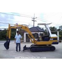 .ขายรถขุด KOMATSU PC30-3 พร้อมใช้งานได้ทันที นำเข้าจากญี่ปุ่น$A13-P6AI-