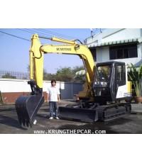 .ขาย รถขุด SUMITOMO S160F2 ขนาดPC60 รถนอกแท้ นำเข้าจากญี่ปุ่น มีใบนำเข้า $A27-P6QA-
