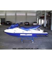 .ขายเรือเจ็ทสกี JETSKI SEADOO GTX-Di  3ที่นั่ง เครื่องยนต์หัวฉีด 4สูบ 4จังหวะ $A13-YXA-P6PE