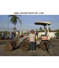.ขายรถตักขนาดเล็ก WS200A รถตักเอวอ่อนขนาดเล็ก ขับเคลื่อน4ล้อ *@A13-P6ST