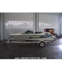 .ขายเรือสปีดโบท SPEED BOAT SEADOO CHALLENGER 5ที่นั่ง พร้อมเทรลเลอร์ สภาพเดิมๆ$A13-N6SP-