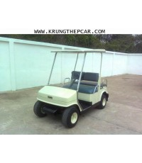 .ขาย รถกอล์ฟ มือสอง YAMAHA ใช้น้ำมัน ช่วงสั้น  เครื่องยนต์ YAMAHA 4จังหวะ มือสอง$A01-T5SA-P5QT