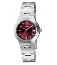 นาฬิกาข้อมือ CASIO รุ่น LTP 1241D  สวยเก๋ มีสไตล์ ราคาถูกที่สุด
