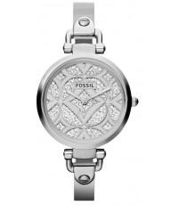 นาฬิกาข้อมือ Fossil ES3292 Georgia Three Hand Stainless Steel Watch