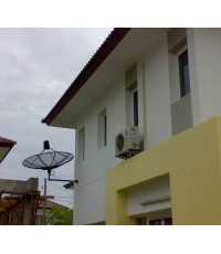 ภาพการติดตั้ง Air LG Standard 12,000 BTU , หมู่บ้าน The Urbana เชียงใหม่