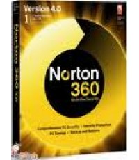 Norton 360  v. 4.0  1 PC  3 user