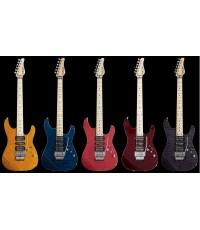 Electric Guitar SCHECTER Japan - NV III 24 AS