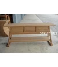 โต๊ะเฉียงจีนไม้สัก