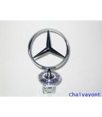 ดาวลอยฝากระโปรงหน้ารถเบนซ์ ดาวเบนซ์ โลโก้เบนซ์ Mercedes - Benz W202 C180 C200 C220 C240 C-Class