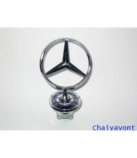 ดาวลอยฝากระโปรงหน้ารถเบนซ์ ดาวเบนซ์ โลโก้เบนซ์ Mercedes-Benz W140 280S 500SEL S320 S500 S600 S-Class