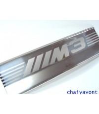 ประดับยนต์ ชุดแต่งรถ กาบบันได M3 BMW E46 316i 318i 320i 323i 325i M43 N42 N46 M52 M54 Series 3