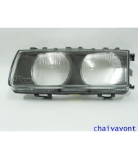 กระจกไฟหน้าซ้าย รถบีเอ็มดับบลิว BMW E36 316i 318i 320i 325i 328i M40 M43 M50 M52 Series 3