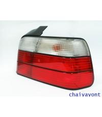 ไฟท้ายขาวแดง ULO ด้านขวา รถบีเอ็มดับบลิว BMW E36 316i 318i 320i 325i 328i M40 M43 M50 M52 Series 3