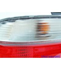 Hella ไฟท้ายขาวแดง LH รถบีเอ็มดับบลิว BMW E39 ปี95 520i 523i 525i M52 M54 528i 530i 540i Serie 5