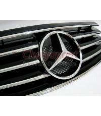 ประดับยนต์ชุดแต่ง กระจังหน้าดาวกลาง CL-Type รถเบนซ์ Mercedes-Benz W202 C180 C200 C220 C240 C280 C32