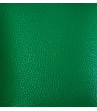 ตัวอย่าง สี หนังและลายหนัง สีเขียวเข้ม (CODE สี 2587)