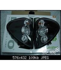ไฟท้ายแต่งมิตซูไตตัน แดง/สโม๊ก  made in taiwan  by DEPO/EAGLE EYES ราคาส่ง