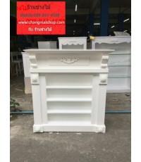 เคาร์เตอร์สีขาว สไตล์วินเทจ สินค้าจัดรายการราคา 7900 จากราคา9900