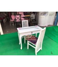 โต๊ะทำเล็บเจล โต๊ะเพ้นท์เล็บสไตล์วินเทจ โต๊ะทำงานสไตล์วินเทจ โต๊ะเอนกประสงค์ ราคาถูกจากโรงงาน